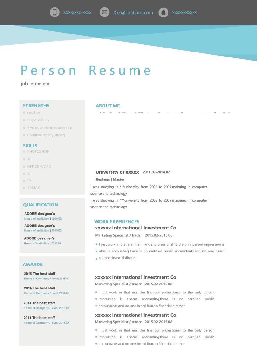 Fresh Style Resume.doc