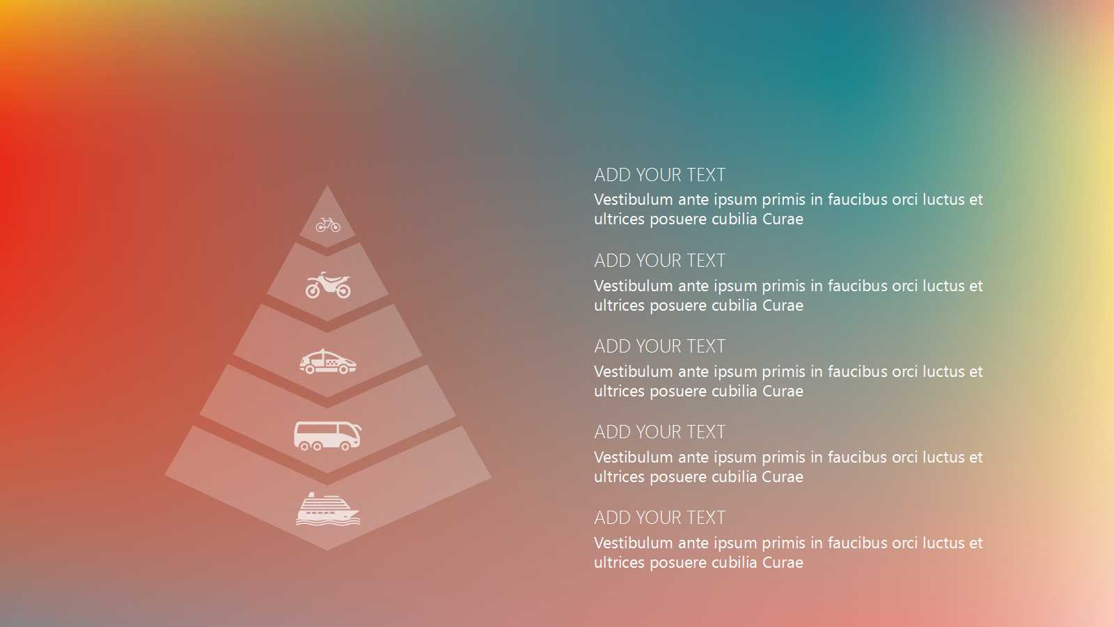 IOS 8 frosted glass style business general PPT tem pptx