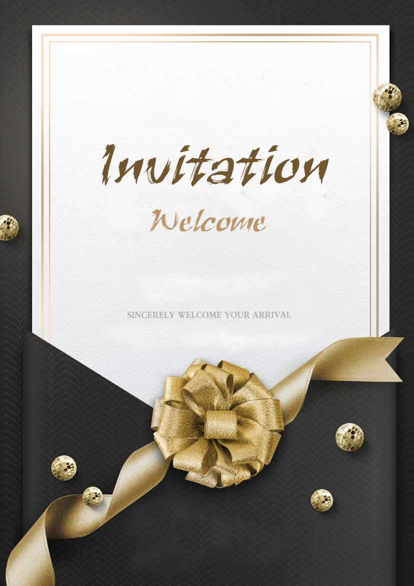 [Invitation] Golden Invitaion.doc