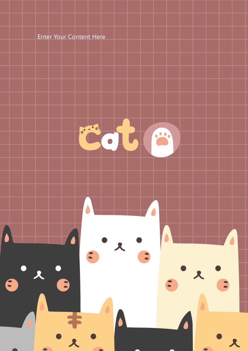 [Letter Paper]Cats in Brown Blocks.docx